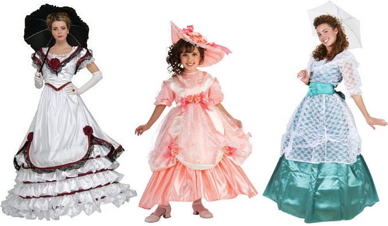 southern-belle-halloween-costume