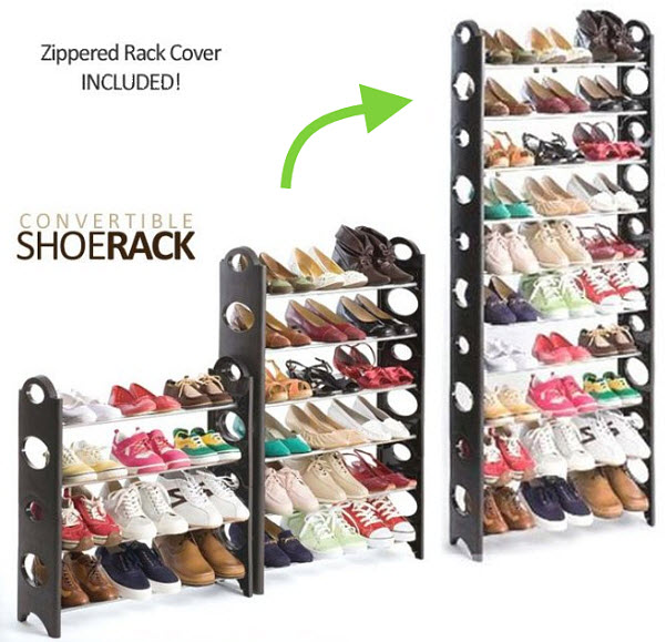 space-saving-shoe-rack