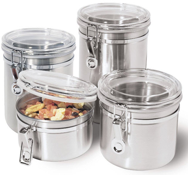 stainless-steel-food-jars