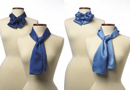 stewardess-scarf