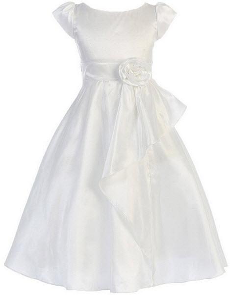 taffeta-flower-girl-dress