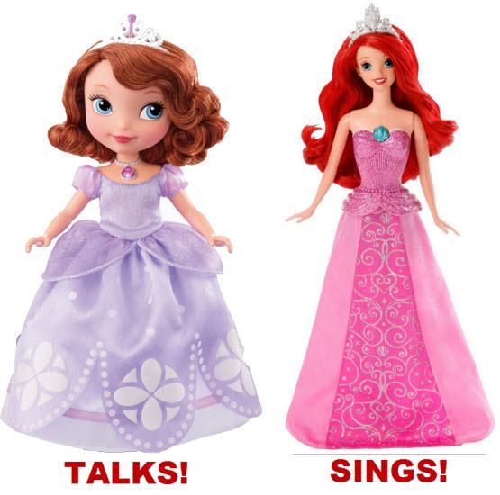 talking-princess-doll