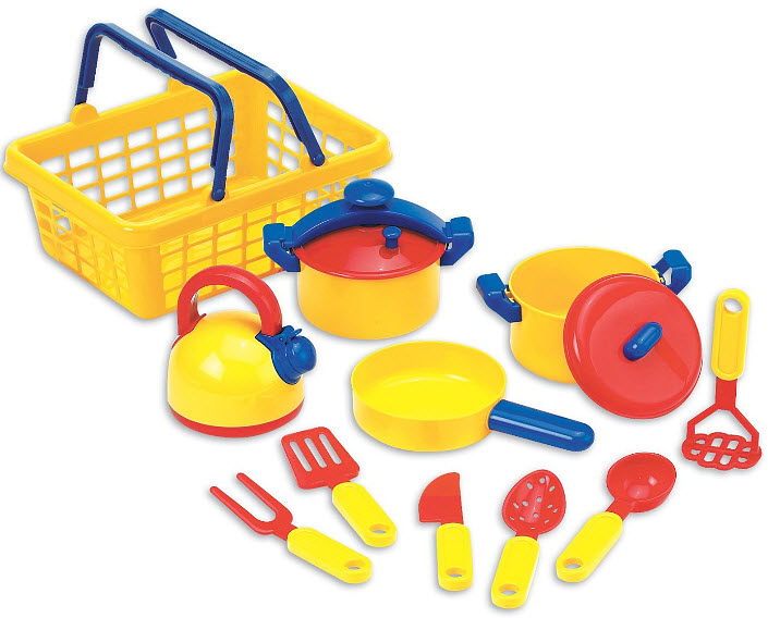 Toy-cookware