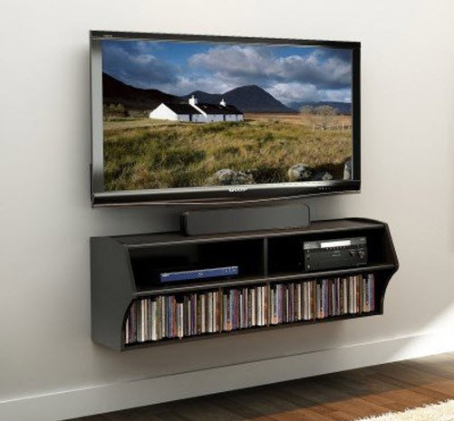 wall-mounted-tv-stand-with-shelf