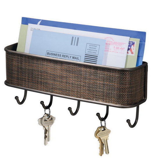 wall-mounted-letter-holder-and-key-rack
