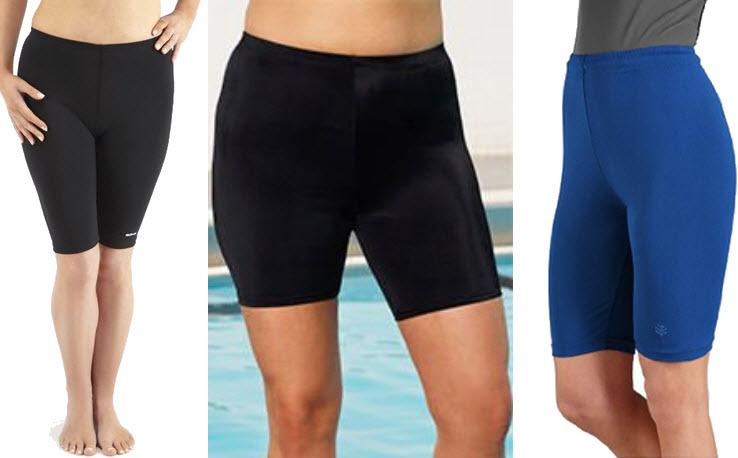 womens-long-swim-shorts