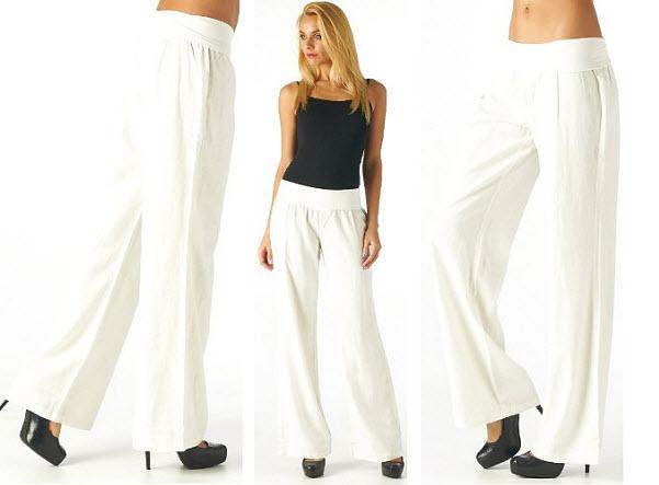 womens-white-linen-pants