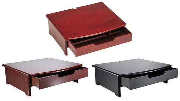 wood-monitor-riser