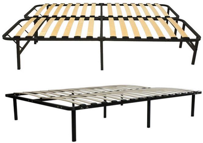 wood-slat-bed-frame