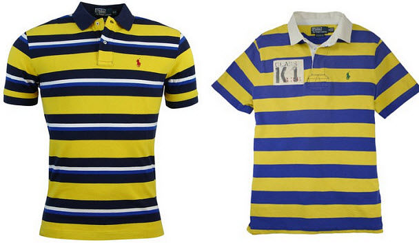 yellow-and-blue-striped-shirt