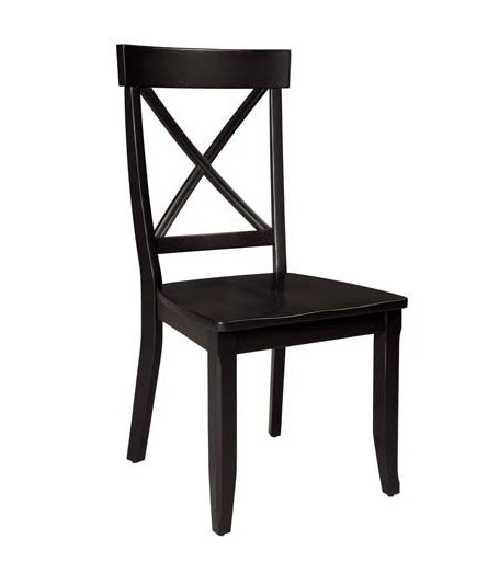 black-wood-dining-room-chairs
