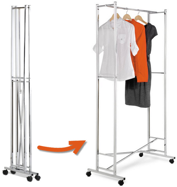 collapsible-rolling-garment-rack