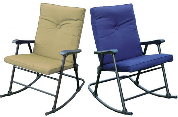 cushioned-outdoor-folding-rocking-chair