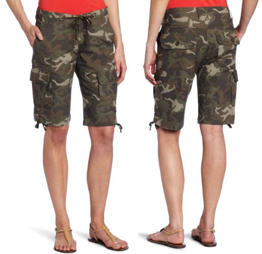 womens-camo-cargo-shorts
